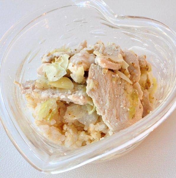 画像1: 【冷】カオマンガイ(タイ風蒸し鶏飯) (1)