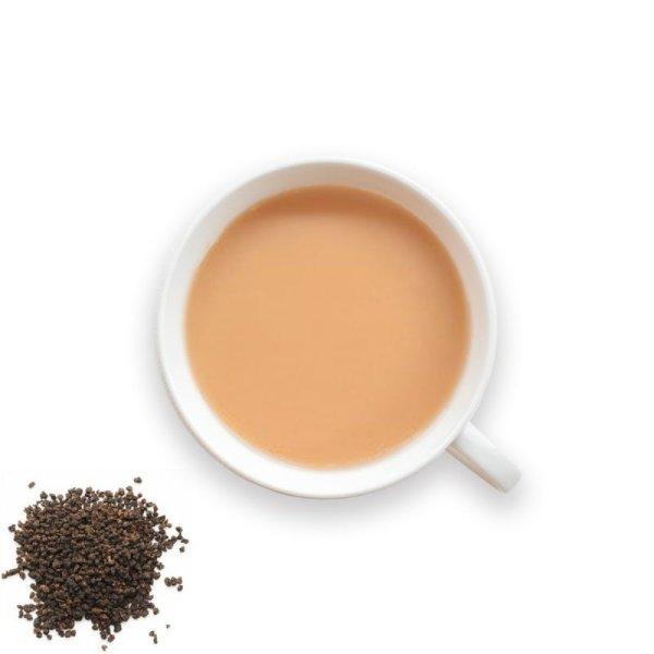 画像1: フルオーガニック紅茶/アッサムCTC(ミルクティー専用) (1)